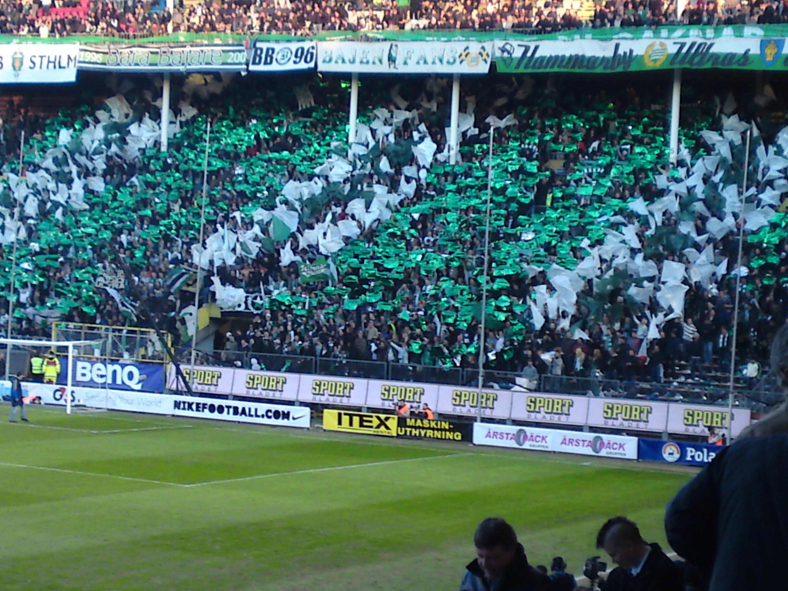 Hammarbys fans skamde ut sig igen