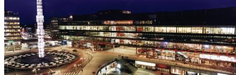 KulturhusetFasad, hela (retuscherad)Foto: Robert Blombäck