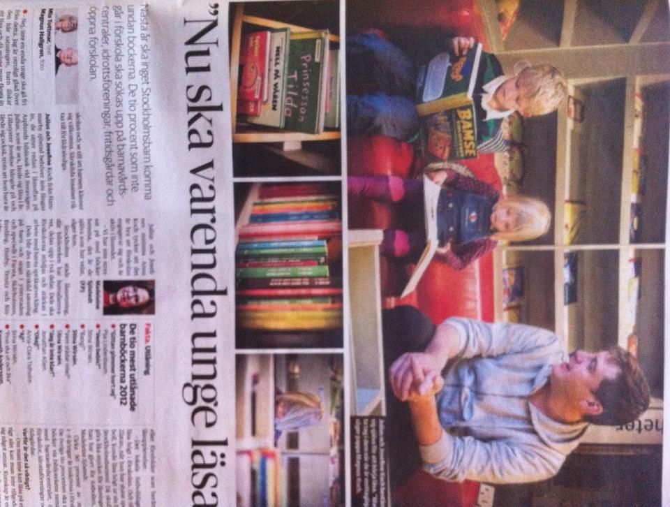 ... fick ansvar för kulturpolitiken har utvecklingen av Stockholm bibliotek  – bildningssamhällets ryggrad – varit i centrum. Nästa års budget för  staden och ... 9bcc2c2ea7986